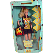 NRFB Mattel Barbie Bowling Champ, 1990's