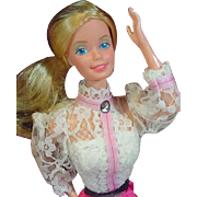 MIB Mattel Angel Face Barbie 1982