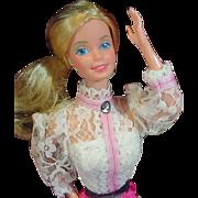 MIB Mattel Angel Face Barbie 1982