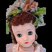 Madame Alexander Elise Bridesmaid, 1957