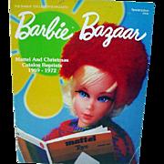 Barbie Bazaar Mattel & Christmas Catalog Reprints, 1969-72, Reference Book, OPP