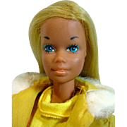 Vintage Mattel Sun Valley Barbie, 1973