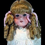 "Antique A.M. 22""  Florodora Doll, 1890's"