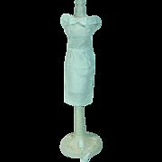 Vintage Mattel Barbie White Silk Sheath, 1962