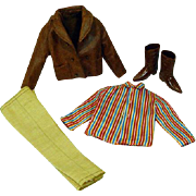 Vintage Mattel Ken Outfit, Rally Gear, 1969
