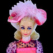 Mattel 1969 Talking Truly Scrumptious Doll
