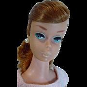 Vintage Mattel Titian Swirl Ponytail Barbie, 1964