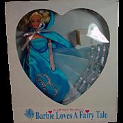 1991 Barbie Loves A FairlyTale, Omaha, Nebraska Convention Doll