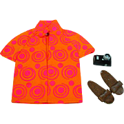VIntage Mattel Ken Outfit, Sun Fun, 1971