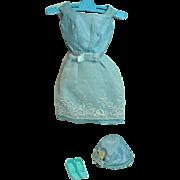 Vintage Mattel Barbie Outfit, Reception Line, 1966