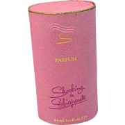Shocking de Schiaparelli Parfum, In Torso Bottle&Box, 1990's