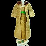 Vintage Mattel Barbie Outfit Golden Glory, 1965, Complete