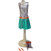 Vintage Mattel Barbie Outfit, Zokko, 1968