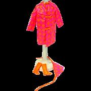 Vintage Mattel Barbie Outfit, Drizzle-Dash, 1967