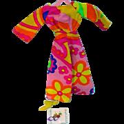 Vintage Mattel Barbie Outfit, Pajama Pow, 1967