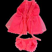 Vitnage Mattel Barbie Best Buy OUtfit, 1974