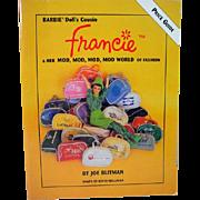 Francie & Her Mod, Mod Mod World Book by Joe Blitman, OOP, 1996