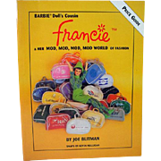 Francie & Her Mod, Mod Mod World Book by Joe Blitman, OOP, 1996