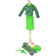 Vintage Mattel Francie Outfit, Gad-Abouts, Complete, from 1966