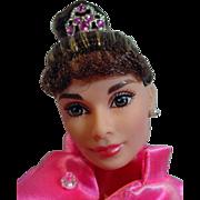 Mattel Audrey Hepburn Pink Princess Doll, 1998