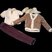 Vintage Mattel Ken Outfit, Fraternity Meeting, 1964