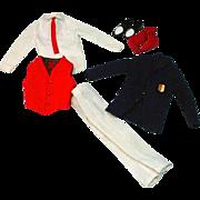 Vintage Mattel Ken Outfit, Victory Dance, 1964