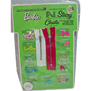 NRFC Mattel Barbie Stitch ' N Style Pak Set, 1970