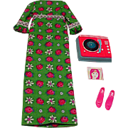 Vintage Mattel Francie Outfit, Go Granny Go, 1966