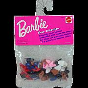 1993 Mattel Barbie Repro Vintage Shoe Pak