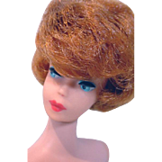 Mattel 1961 Bubble Cut Barbie w/Titian Hair