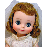 "American Character 14"" Betsy McCall Bride Doll, 1959"