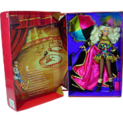 Mattel Circus Star Barbie Ltd, Ed. FAO Schwarz, 1994, NRFB