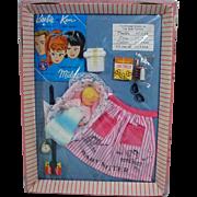 "Vintage Mattel Barbie Outfit ""Barbie Baby Sits"" NRFB, 1963"