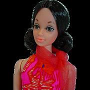 Vintage Mattel Walk Lively Steffie, 1972