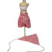 Vintage Madame Alexander Cissy Size Beach Set, 1950's