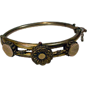 Beautiful Gold Filled Victorian Bracelet!