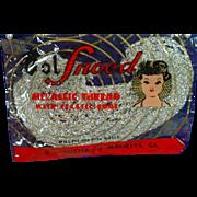 MIP Vintage Doll Snood, 1950's
