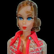 Vintage Mattel 1970 Talking Barbie Doll