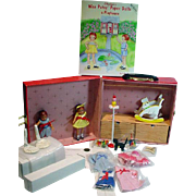 Effanbee Wee Patsy Truck Set, 1996, Dolls, Clothing & Accessories