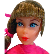 Vintage 1968 Mattel Talking Barbie, Brunette Hair
