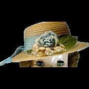 Madame Alexander Cissy Size Summer Hat