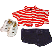 Mattel Chatty Cathy Playtime Outfit 1961
