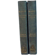 Herman Melville Mardi, Vol. 1&2, Constable&Company LTD, 1922