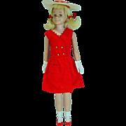 Vintage Mattel S/L Skooter with Blond Hair, 1965