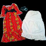 Vintage Mattel Barbie Outfit, Pleasantly Peasanty, 1972