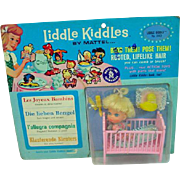 NRFB Mattel  Liddle Kiddle Liddle Diddle, 1966