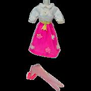 Vintage Barbie Outfit, Make Mine Midi, 1969
