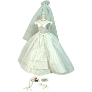 Vintage Mattel Barbie OUtfit, Bride's Dream, 1963