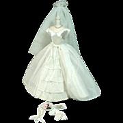 Vintage Mattel Barbie OUtfit, Bride's Dream, 1963