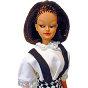 "Rare 10 1/2"" Fashion Doll, Willy Wildebras, Lilli's Friend Look-a-Like, 1964, Netherlands"